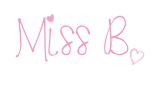 Miss B Signature